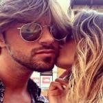 il nido d'amore di Andrea Damante e Giorgia Lucini