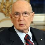 Giorgio Napolitano deposizione