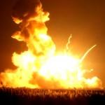 Razzo Nasa esplode al lancio