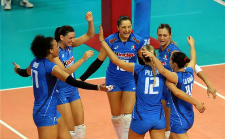 italia russia volley femminile oggi - photo #17