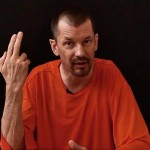 John Cantlie parla contro l'Occidente