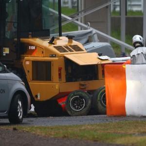Jules Bianchi incidente a Suzuka