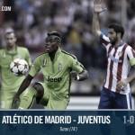 Juventus ha perso contro l'Atletico