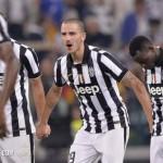 Bonucci della Juventus