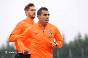 Juventus allenamenti