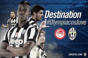 Olympiakos-Juventus