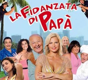 La fidanzata di papà su Canale5