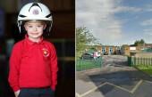 Regno, Unito, bimbo 4 anni salva scuola da incendio