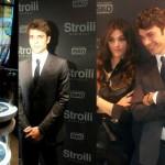 Intervista Luca Argentero per UrbanPost evento Stroili Milano Bling Bling Denim Collection