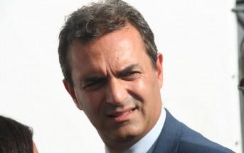 """Salvini a Napoli, il leader della Lega Nord: """"De Magistris? Denuncio un sindaco magistrato"""""""