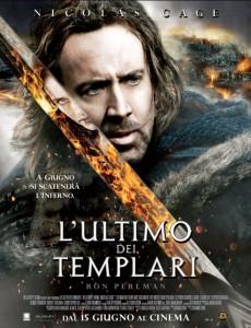 L'ultimo dei templari su Italia1