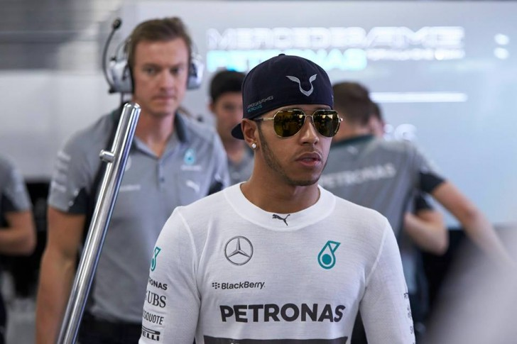 Lewis Hamilton ritiro Formula 1