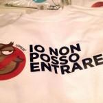 Maglietta anti-Gufi alla Leopolda