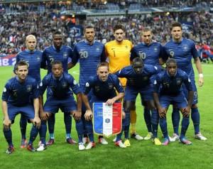 Yanga Mbiwa con la Francia