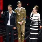 Mika veste valentino a X factor 8