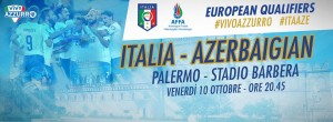 Italia-Azerbaigian su Rai1