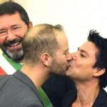 Nozze gay registrate a Roma