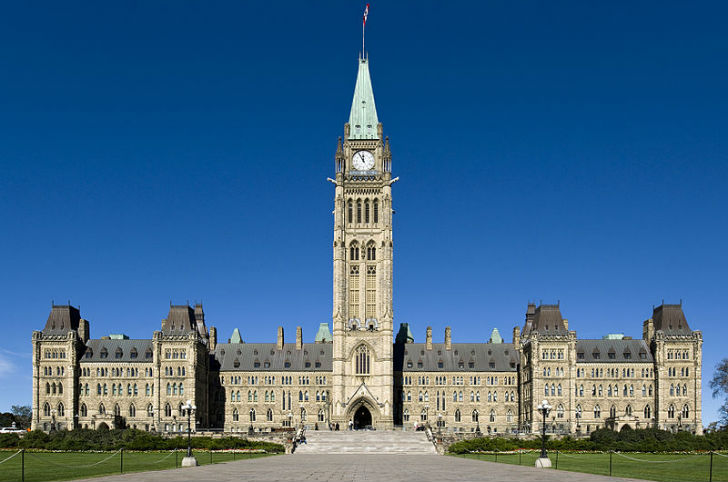 Parlamento Canada sparatoria 2014