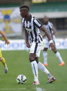 Pogba della Juventus