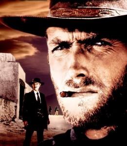 Il western di Sergio Leone su Rete4