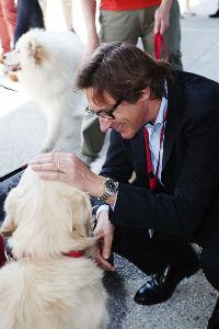 4 ottobre iniziativa purina a Milano, animali da compagnia in ufficio per il benessere di vita