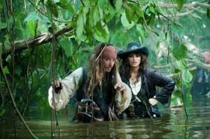 Pirati dei Caraibi su Italia1