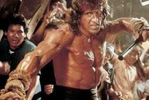 Rambo 3 su Rete4