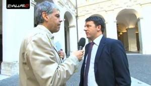 Ballarò intervista Matteo Renzi