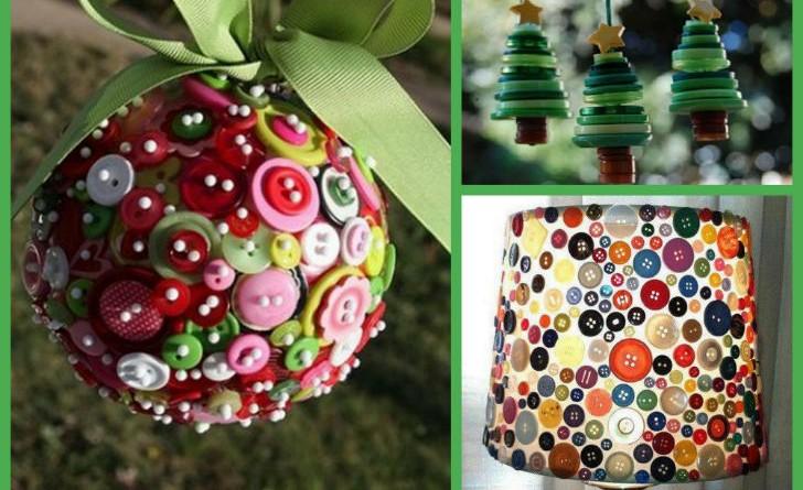 Come riciclare bottoni tutte le idee per utilizzarli in - Idee per riciclare ...