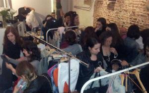 Rimini Swap Party 25 ottobre cambia il tuo guardaroba gratis barattando vestitit