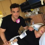 Robbie Williams papà per la seconda volta