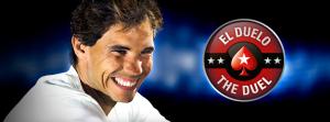 Ronaldo sfida Nadal e il campo +¿ un tavolo verde