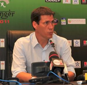 Garcia allenatore Roma