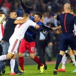 Calcio, Serbia - Albania