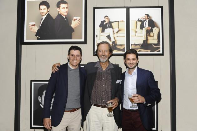 Tancredi Alemagna;Giovanni Gastel;Alberto Alemagna