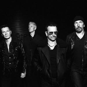 la band irlandese U2