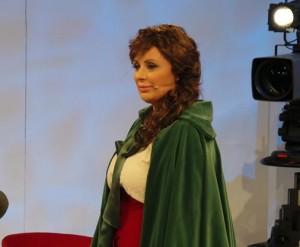 l'opinionista Tina Cipollari
