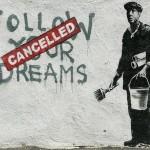 banksy identità arresto bufala arte