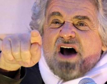 """Trattati di Roma 2017, Beppe Grillo contro la Rai: """"Noi censurati"""""""