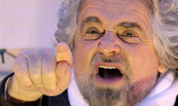 Beppe Grillo CASSIMATIS