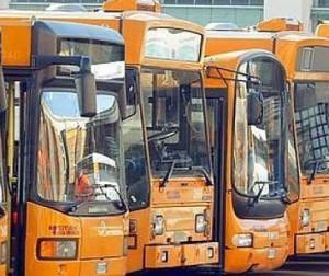 A Torino un autobus per i Rom