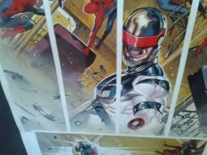 Lucca Comics 2014 Gaberiele Dell'Otto