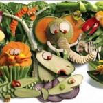 dieci regole bambini mangiare sano HabEat