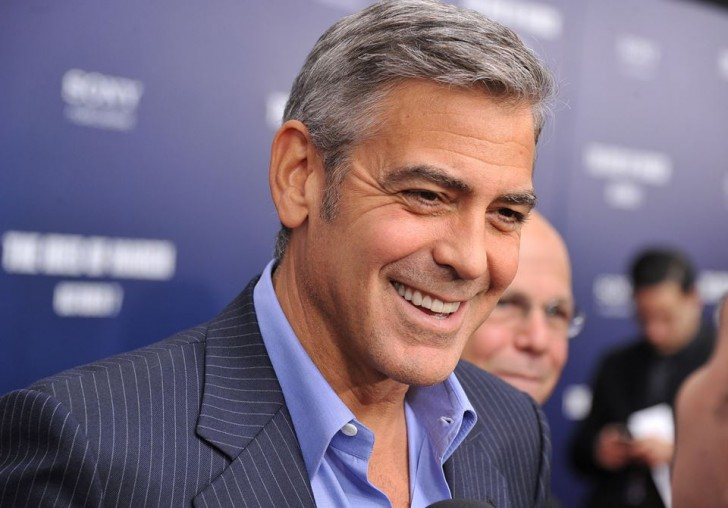 george clooney incidente a olbia