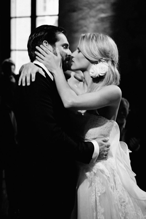 hunziker  trussardi tomaso matrimonio