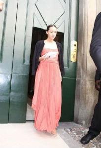 Matrimonio Michelle Hunziker Tomaso Trussardi look invitati