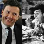 Italiano differenze Matteo Renzi