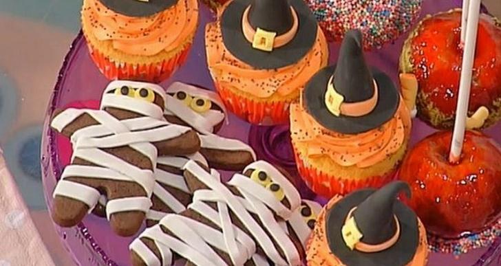 Halloween ricette tante idee creative per una cena originale urbanpost - Idee menu halloween ...