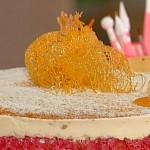 ricetta dolci dopo il tiggì sla de riso ricotta e pere