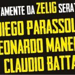 Zelig a Parma per la prevenzione tumore al seno 2014